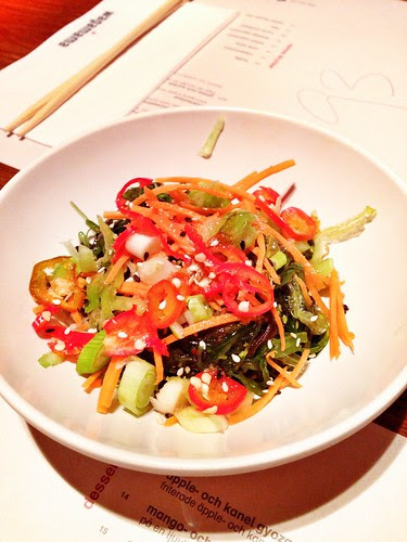 vegan fabulousness at wagamama