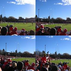 Kangaroos vs Swans - Manuka Oval