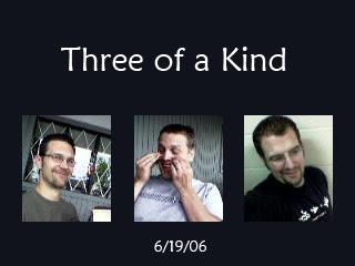 Josh, Dave, & Mark
