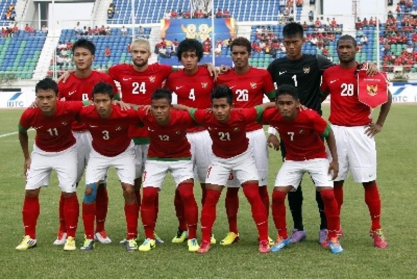 Timnas U23 Cukup Menang 10 Versus Myanmar  Republika Online