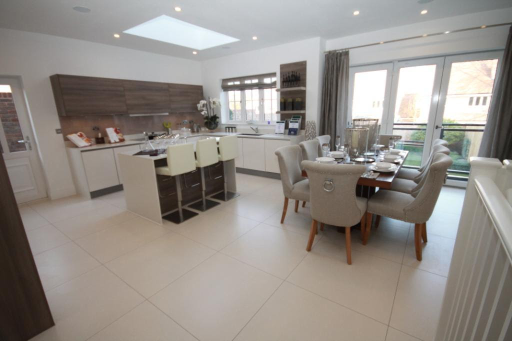 New show home opens at Crindledyke Farm