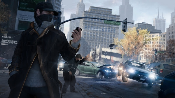 watch dogs demo2