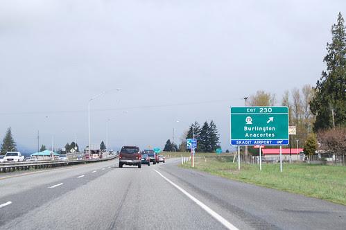 I-5 @ SR 20