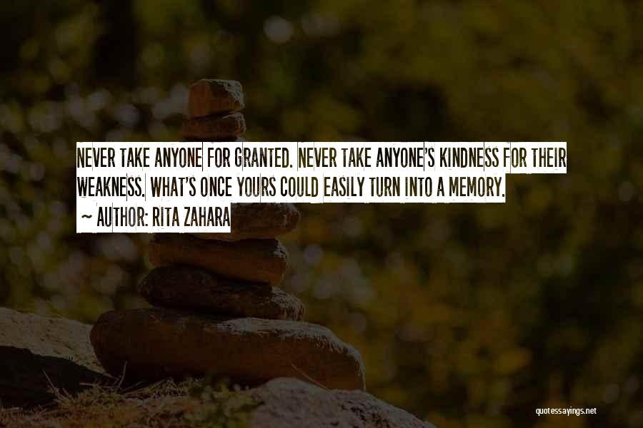 Top 1 Never Take Kindness For Weakness Quotes Sayings