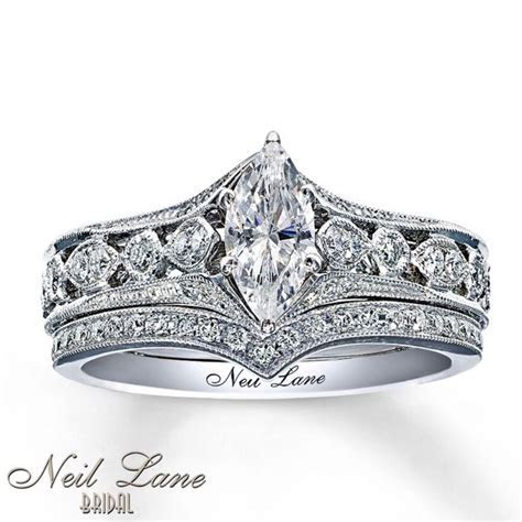 Details about Diamond Engagement Ring   14k White Gold