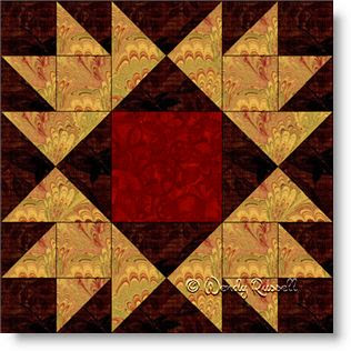 bear track quilt pattersn Patchwork Square