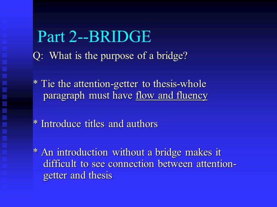 Complex thesis generator