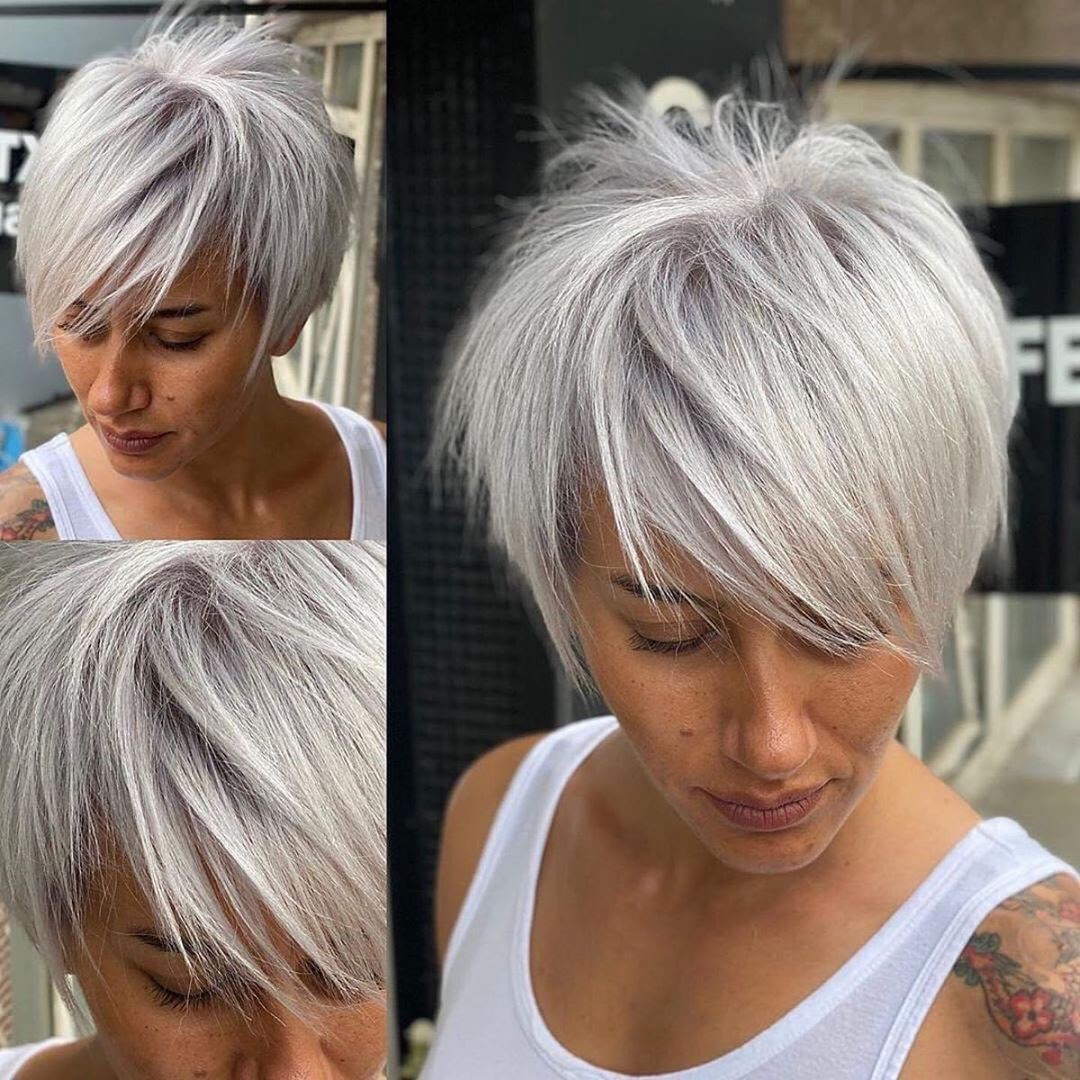 10 Short Haircut Styles for Ladies - Cute Easy Short Haircut 2020 - 2021