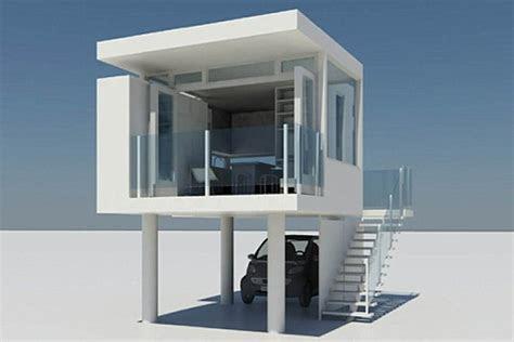 casas pequenas modernas innovacion  tendencias
