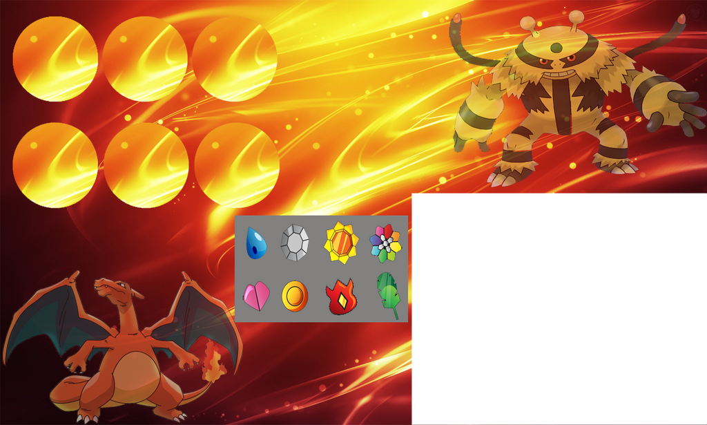 Pokemon Fire Red Omega Layout by 101bionicle on DeviantArt