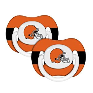 NFL Cleveland Browns Baby Fanatic 2-Pack