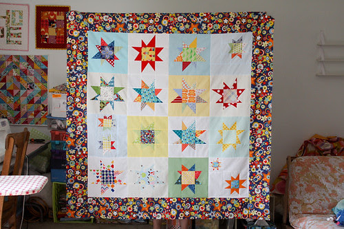 do. Good Stitches - April Quilt Top by jenib320