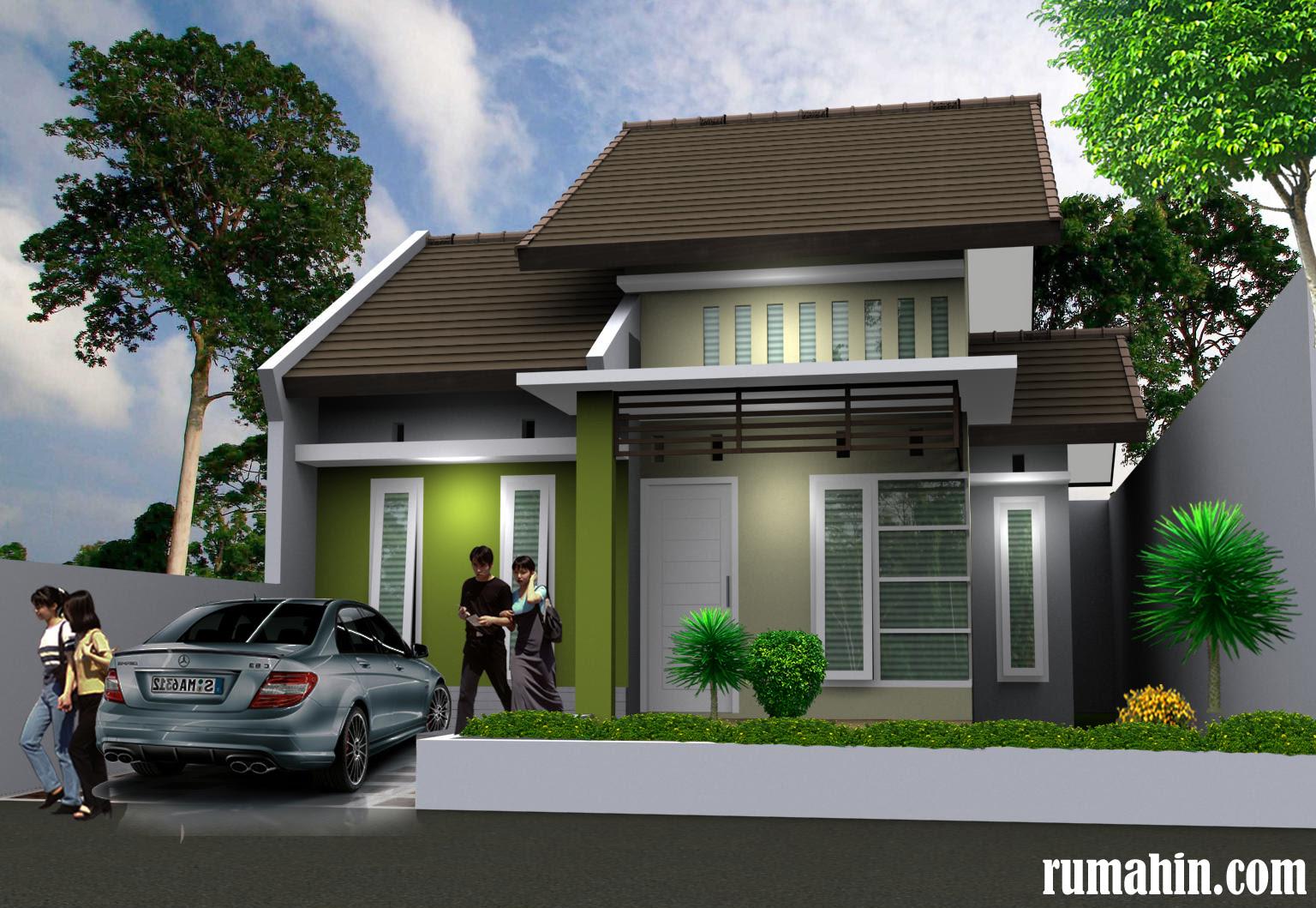 Konsep Rumah Minimalis Type 50 Modern Yang Indah Dan Nyaman Rumahin