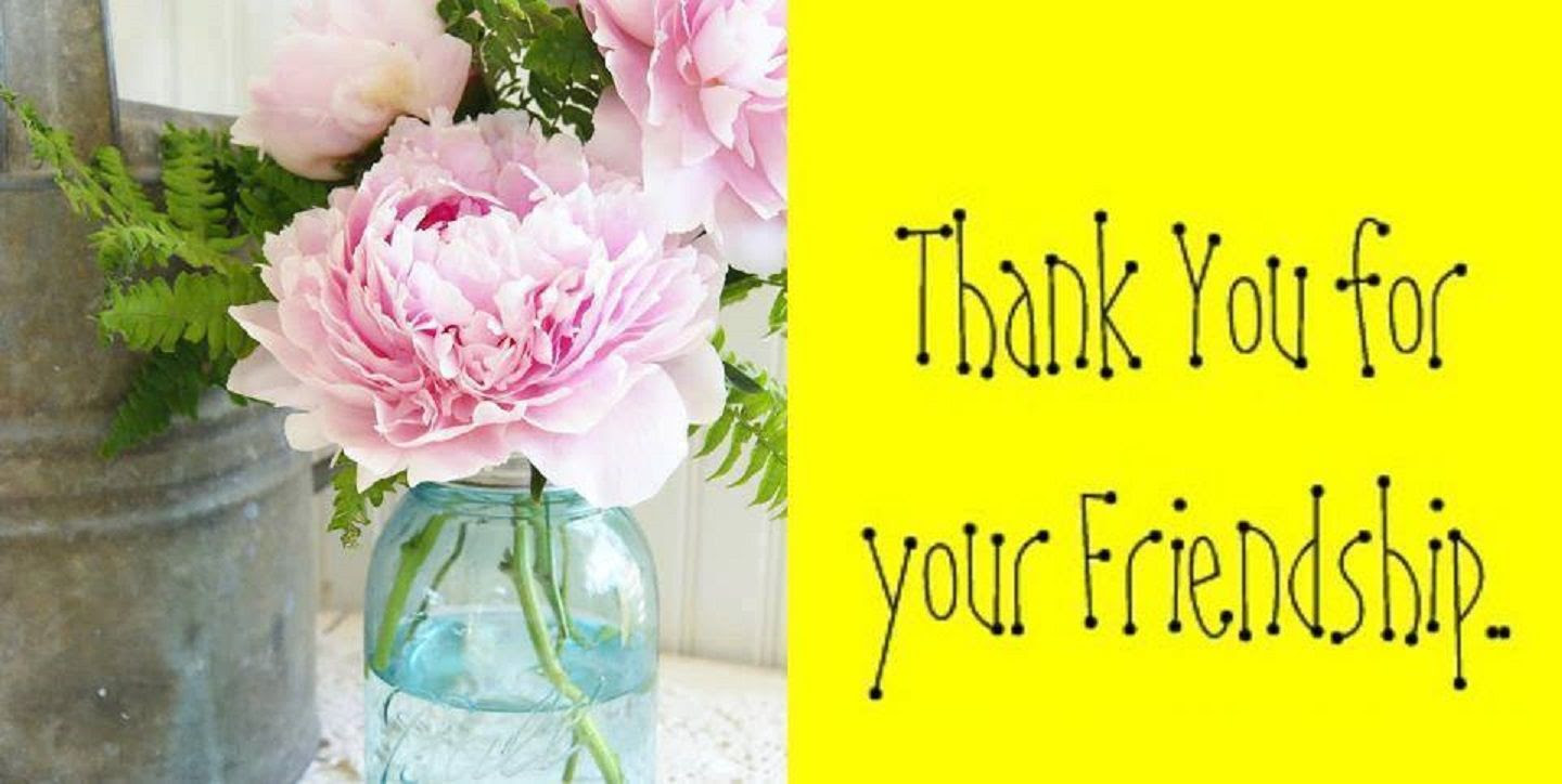 Thank You For Your Friendship Pictures Photos And Images For
