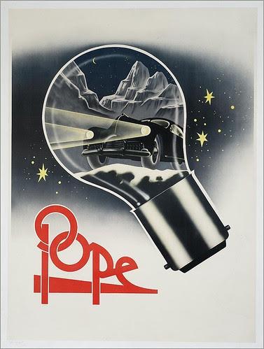 Pope globes 1939-1940