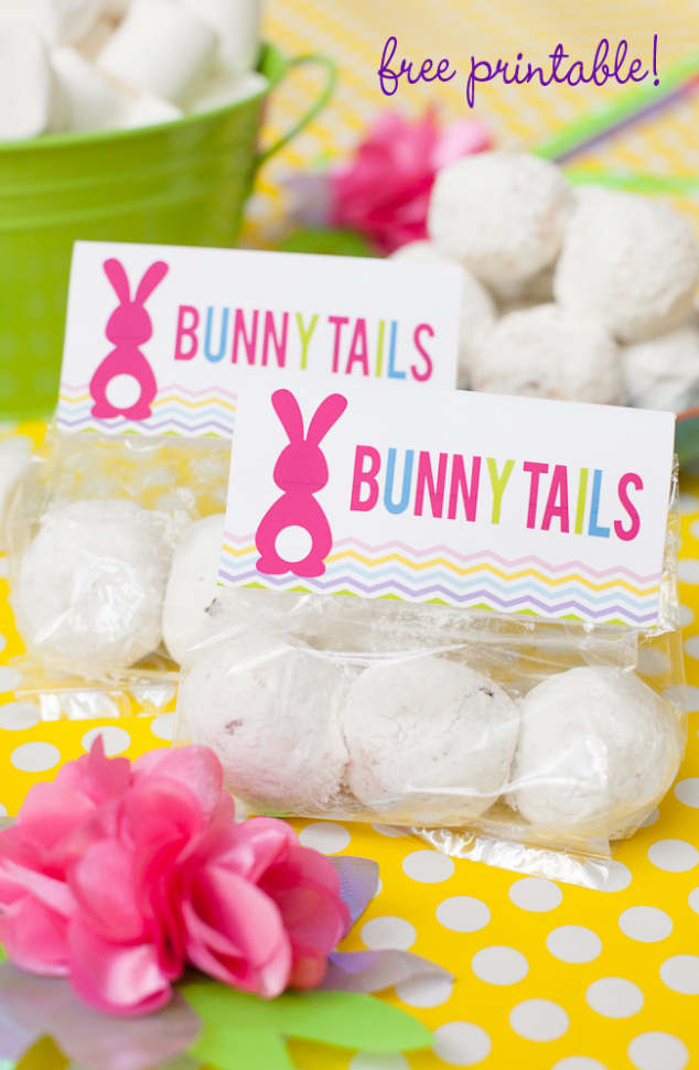 Bunny tail free easter printable-13