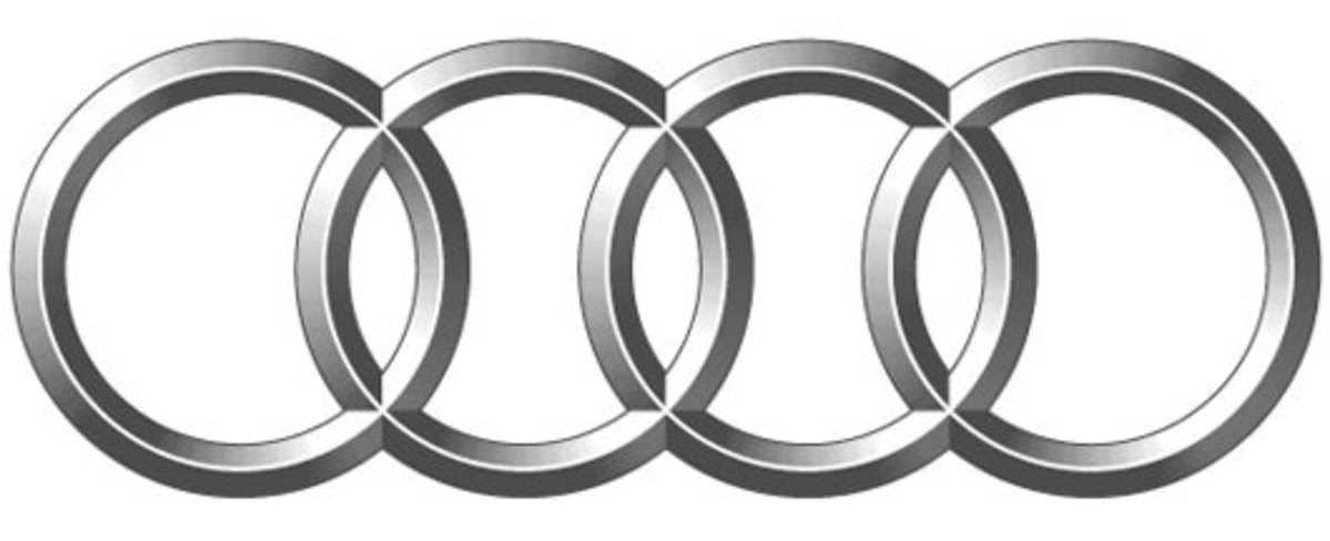 The Audi logo
