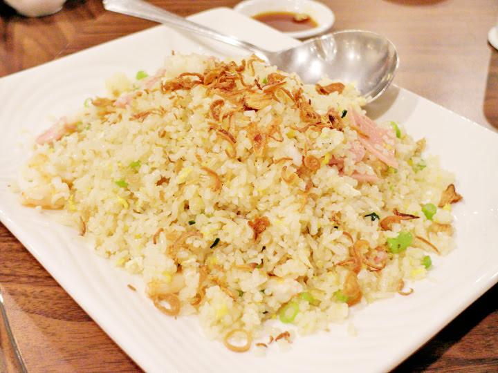 Goldleaf Fried Rice