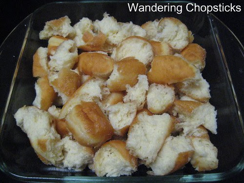 Doughnut Bread Pudding 4