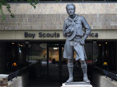 La sede de los Boy Scouts en Irving (Texas). REUTERS/Tim Sharp