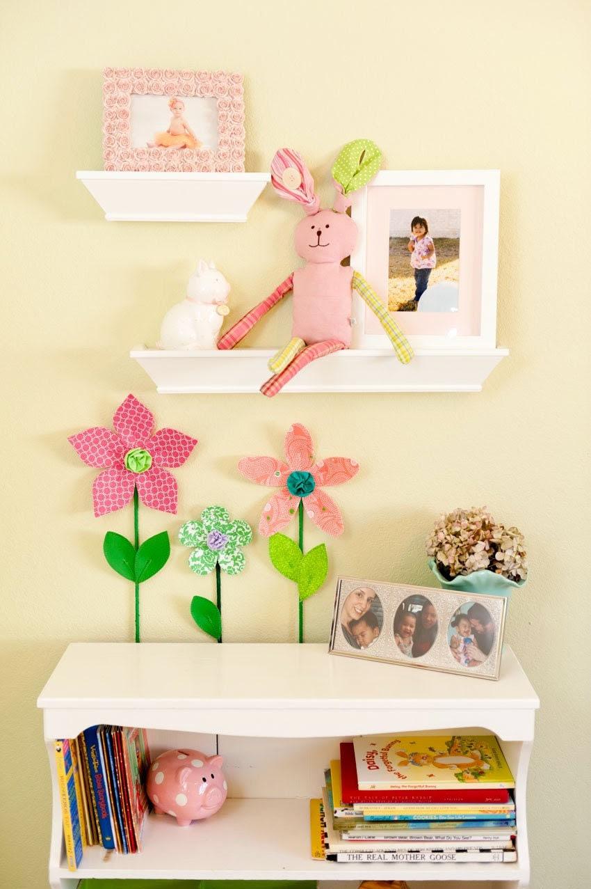 Custom Fabric Flower Garden- Reserved for Sara0926