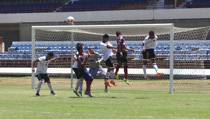 Bahia x Ceará, sub-20 (Foto: Leonardo Freire/GloboEsporte.com)
