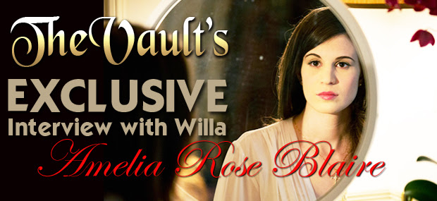 Exclusive interview with Amelia Rose Blaire
