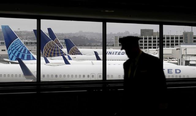 Estados cortes de 13 de ejecutivos de alto nivel como la demanda de viajes 'todavía un largo camino desde donde se fue'