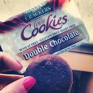 Day190 Vegan cookie :) 6.29.13 #jessie365