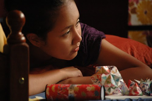 Ira and origami