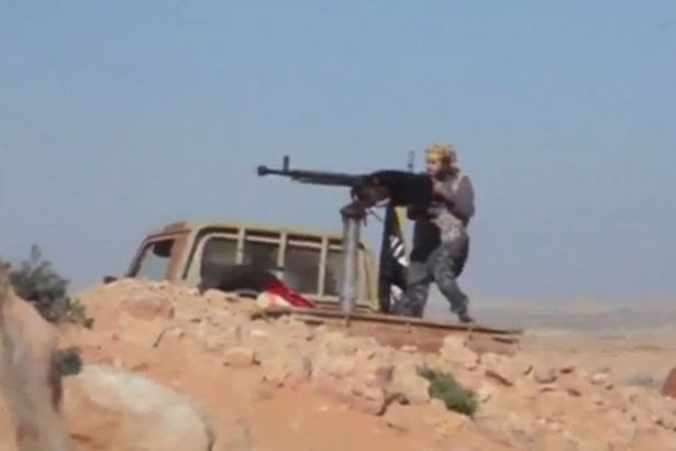 Islamic State targets Es Sider oil port in Libya - video