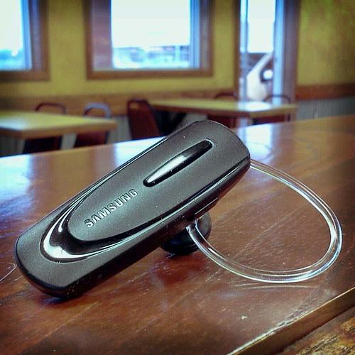 Samsung HM1100 by shainelee