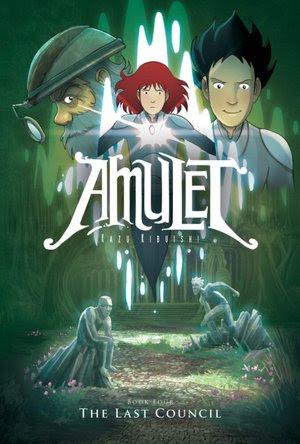 The Last Council (Amulet Series #4)