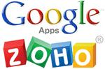 Google Apps och Zoho Apps