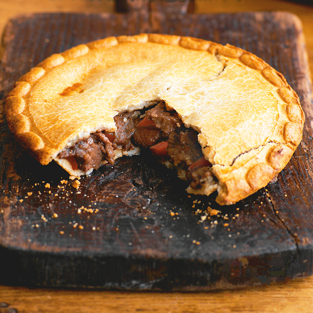 Try A Great British Dish: Steak And Ale Pie