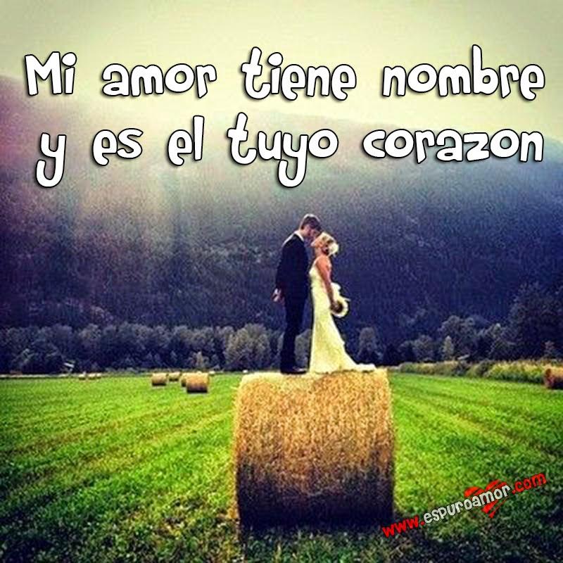 Frase De Amor Para Dedicar A Tu Pareja Con Bonita Imagen Http
