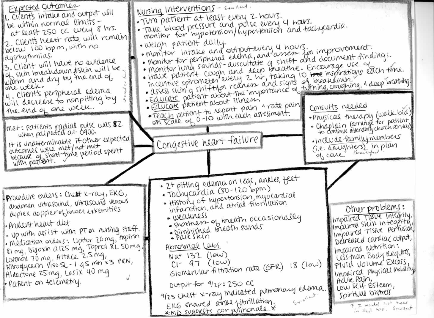 1000+ images about Nursing Concept Map on Pinterest