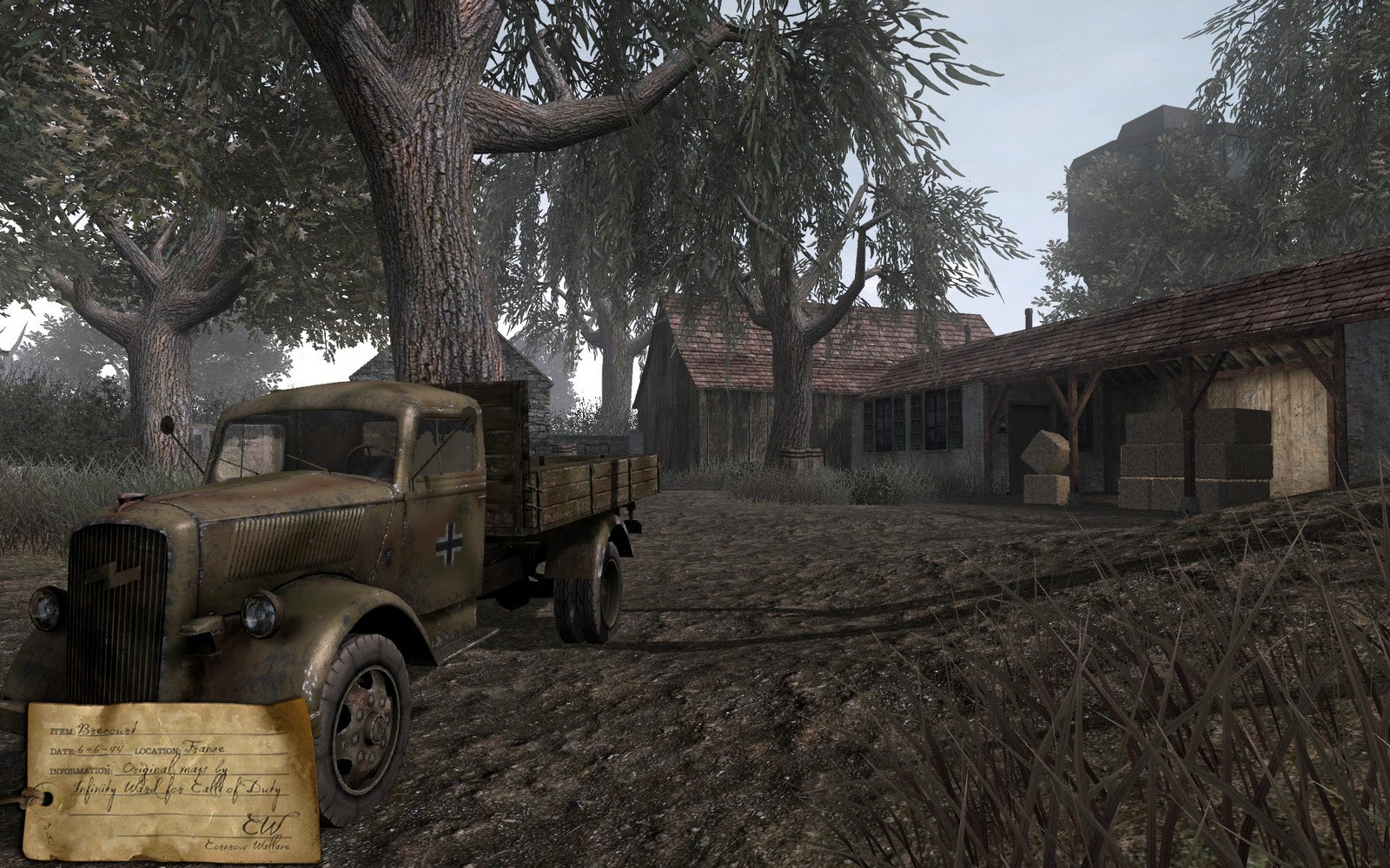 Codwaw Classic Map Pack