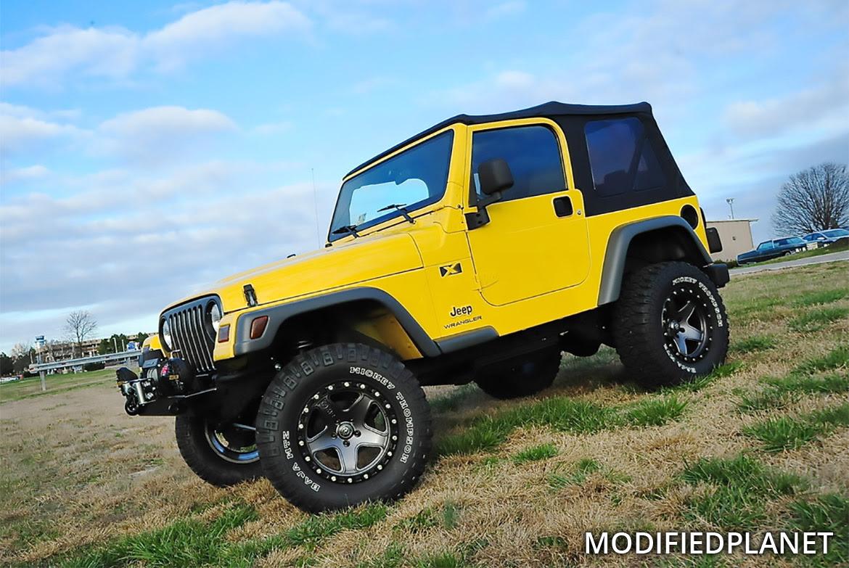 Top Jeep Jeep Tj Wheels