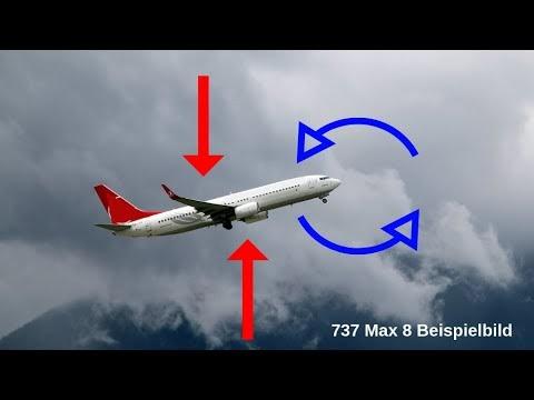 Flugzeugabsturz Boeing 737