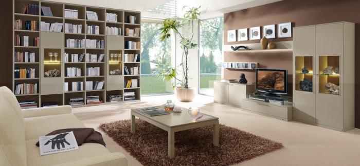 modern modular bookcase