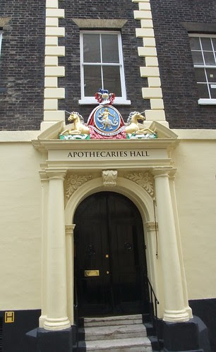 London Apothacaries Hall