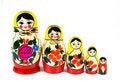 Matreshka family free stock image