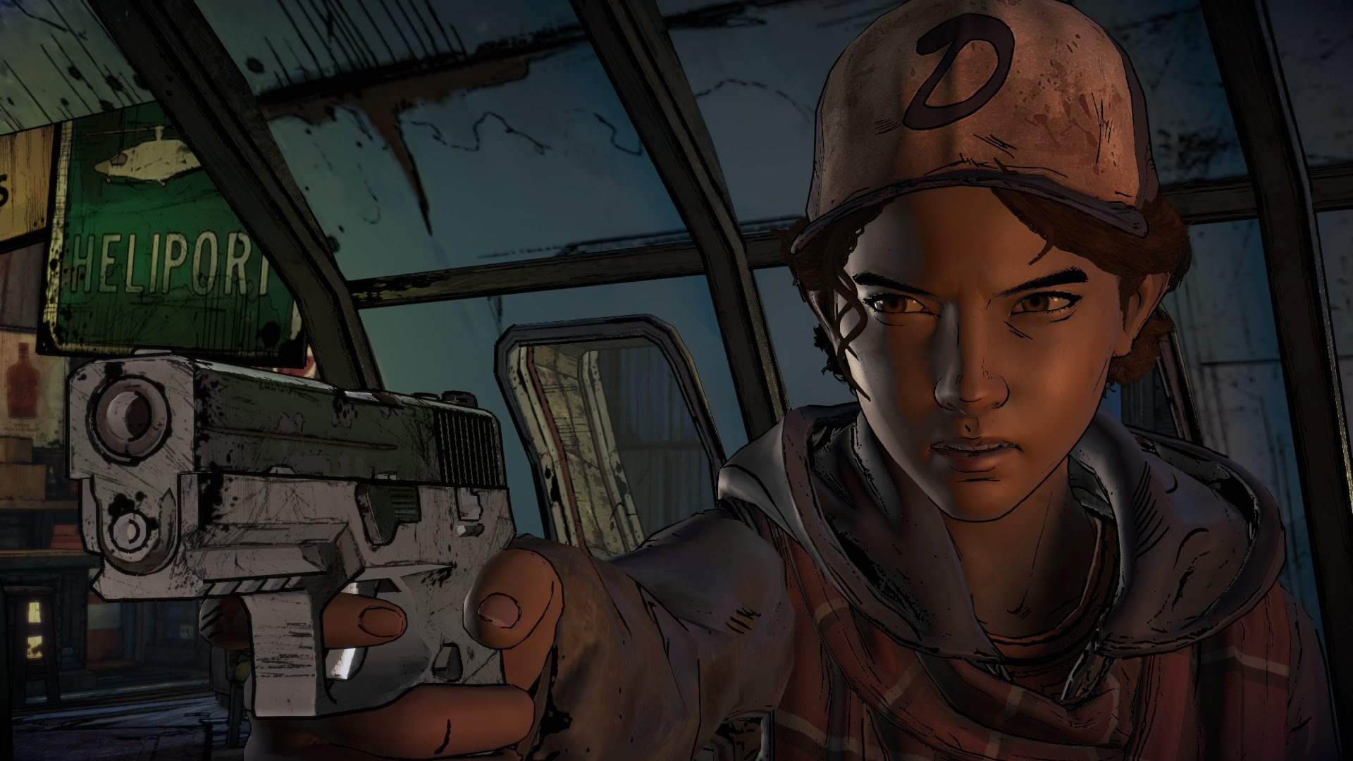 The Walking Dead: A New Frontier wraps up next Tuesday screenshot