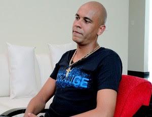 Alex Silva entrevista (Foto: Lucas Catta Prêta / Globoesporte.com)
