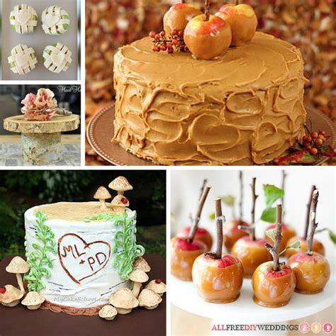 26 Wedding Dessert Ideas for Fall   AllFreeDIYWeddings.com