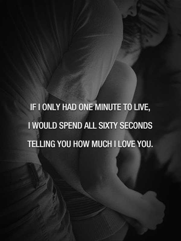 If You Only Knew How Much I Love You Quote Quote Number 665198