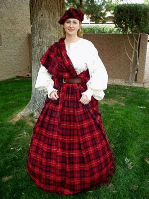 misty thicket clothing womens scottish outfits womens