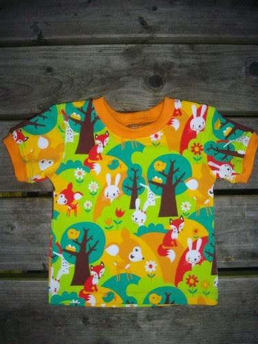 summer T-shirt by oddwise