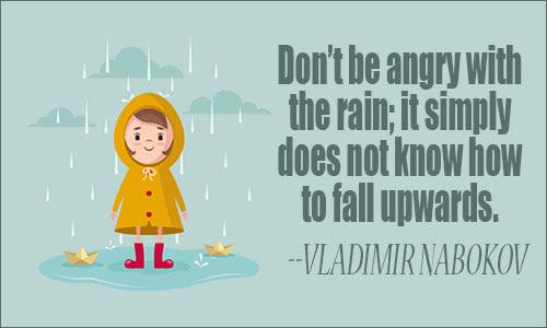 Rain Quotes Ii